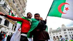 Algerian fears remain despite army move to depose president [Video]