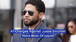 In A Stunning Turn All Charges Against Jussie Smollett Are Dropped [Video]