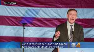 Hickenlooper: 'The Green New Deal Sets Us Up For Failure' [Video]