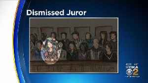 Jurors In Michael Rosfeld Trial Allegedly Complained About Dismissed Juror's Behavior [Video]