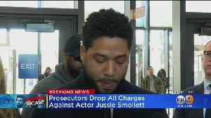 All Charges Against Jussie Smollett Dropped [Video]
