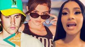 Justin Bieber Admits He Still Loves Selena Gomez! Cardi B Drugged & Robbed Men in the Past! | DR [Video]