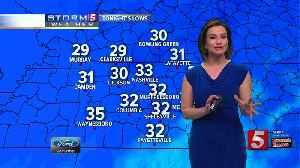 Bree's Evening Forecast: Tues., March 26, 2019 [Video]