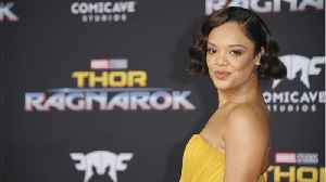 Tessa Thompson Pitches New Marvel Team Up [Video]