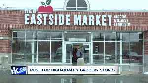 Out of Stock: Group calls upon county leaders to address 'food desert' dilemma [Video]