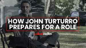 For John Turturro, the best films master what happens between people [Video]