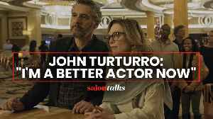 John Turturro reflects on past roles: 'Sometimes I would work too hard' [Video]