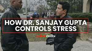 Reducing stress starts with finding one activity you can control, says Dr. Sanjay Gupta [Video]