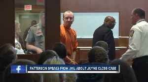 Jake Patterson due to enter plea Wednesday [Video]
