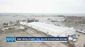 Apartment complex will shape downtown Racine [Video]