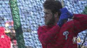 Sky-High Expectations For Bryce Harper, Phillies [Video]