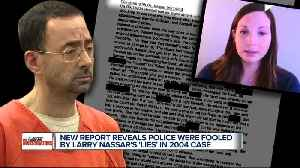 Officer says he was fooled by Nassar's 'lies' in 2004 [Video]