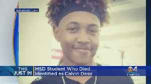 16-Year-Old Calvin Desir Identified As Parkland Student Who Shot & Killed Himself [Video]