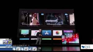 Apple Unveils New Streaming Service [Video]