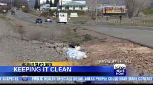 Citizen Volunteers Tackle Trash in Chico [Video]