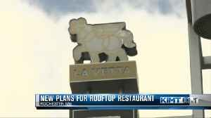 Rooftop restaurant starts 'reconceptualization' [Video]