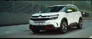 New SUV Citroen C5 Aircross Reveal [Video]