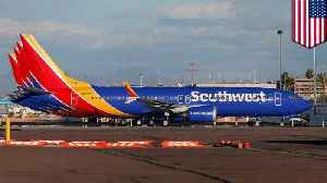 Southwest 737 Max 8 makes emergency landing in Orlando [Video]