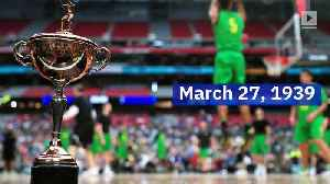 This Day in History: March Madness Is Born [Video]