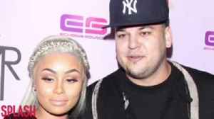 Rob Kardashian And Blac Chyna Settle Child Support Case [Video]