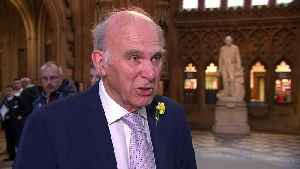 Vince Cable: PM needs to start listening [Video]