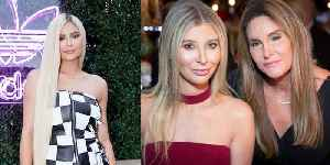 Watch! Kylie Jenner's Unlikely Friendship With Dad Caitlyn's Girlfriend Sophia Hutchins [Video]