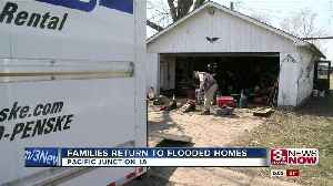 Pacific Junction community reeling from flood damage [Video]