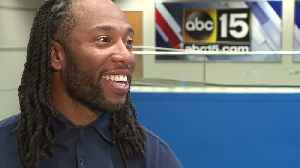 Larry Fitzgerald reveals awesome gift Garth Brooks gave to him - ABC15 Sports [Video]