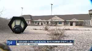 Christian school moves into former strip club in Washington County [Video]