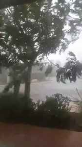 Tropical cyclone Veronica footage captured in Australia [Video]