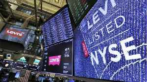 NYSE Celebrated Levi's IPO With A New Look [Video]