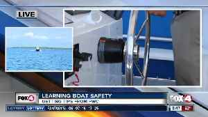 Boating Safety tips from FWC [Video]
