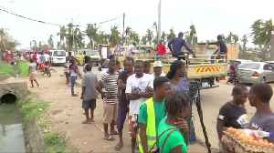 Cholera confirmed among victims of Cyclone Idai [Video]