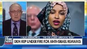 Rep. Ilhan Omar under fire again for anti-Semitic comments [Video]