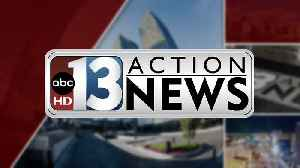 13 Action News Latest Headlines | March 26, 5pm [Video]
