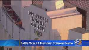 Veterans Group, LA County Officials Balk At New Name For LA Memorial Coliseum [Video]
