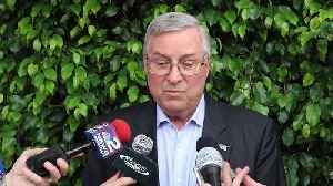 Full interview with Bills owner Terry Pegula at the NFL Owners Meeting in Arizona [Video]