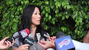 Full interview with Bills owner Kim Pegula at the NFL Owners Meeting in Arizona [Video]