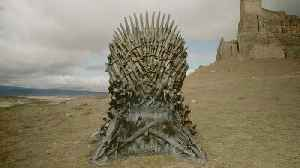 HBO Sends 'Game of Thrones' Fans On Scavenger Hunt for 6 Iron Thrones [Video]
