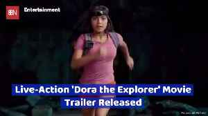 Dora The Explorer Trailer Is Generating A Lot Of Buzz [Video]