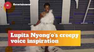How Lupita Nyong'o Came Up With Her Voice In 'Us' [Video]