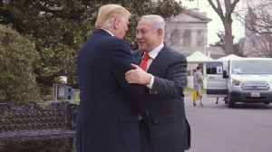 A Recap Of President Trump's Visit With Prime Minister Of Israel [Video]