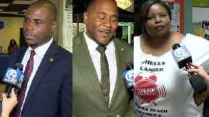 Historic night in Riviera Beach; all incumbents are out [Video]