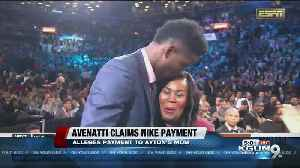 News video: Avenatti alleges Nike paid former Wildcat's star DeAndre Ayton's mother