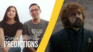 GoT Experts Predict: Which main character will die first? [Video]