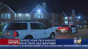 3-Year-Old Shoots 5-Year-Old Brother In South Oak Cliff [Video]