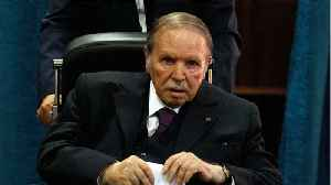 Algeria Army Chief Calls On President To Quit [Video]