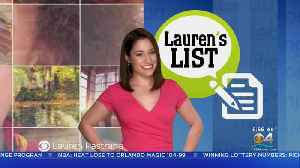 Lauren's List: Ways To Make Your Spring Cleaning Pay Off [Video]