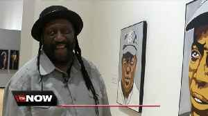 Local talent showcased in portraits exhibit at Burchfield Penny Art Center [Video]
