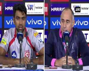 It was instinctive says R Ashwin on Mankading Jos Butter [Video]